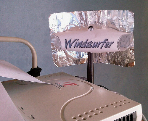 Costruire un'antenna Wi-Fi