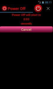 app-spegni-android-senza-tasto