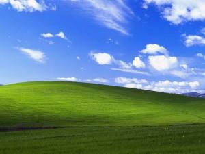 Colline, lo sfondo ufficiale di Windows XP
