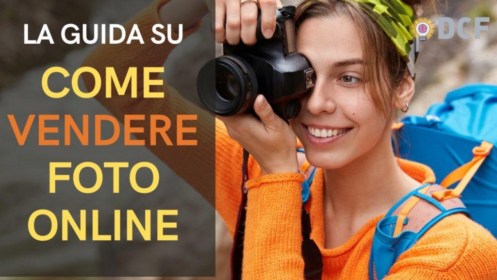 guida su come vendere le foto online
