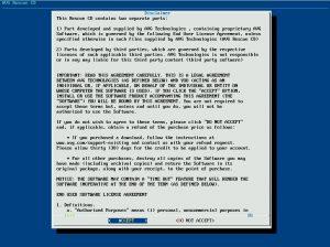 condizioni licenza avg rescue cd
