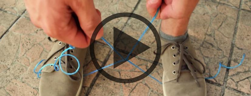 Come tagliare una corda senza forbici o altri strumenti