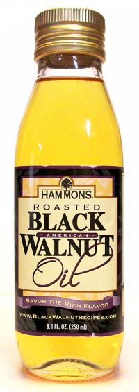 roasted walnut oil fatto in california