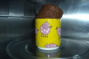 muffin-cioccolato-microonde