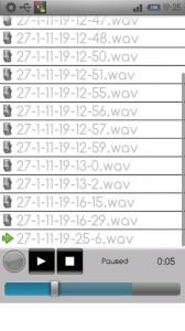 Registrare audio di buona qualità su Android