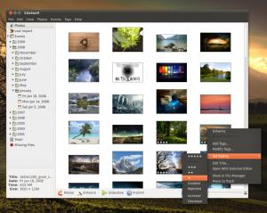 Shotwell è un'alternativa open source a Picasa di Google.