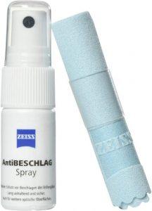spray anti appannamento occhiali della zeiss