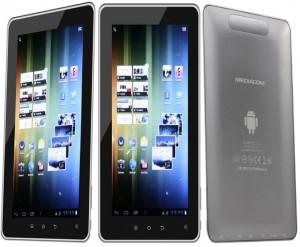 Un tablet Mediacom