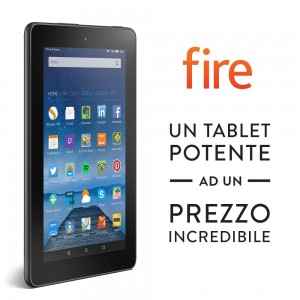Tablet Amazon a 60 Euro