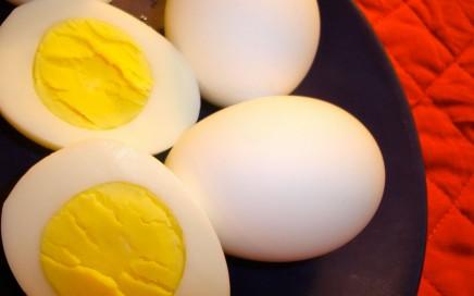 Uovo ben cotto
